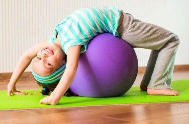 Упражнения и техники, которые помогут ребенку снять напряжение и восстановить свои силы