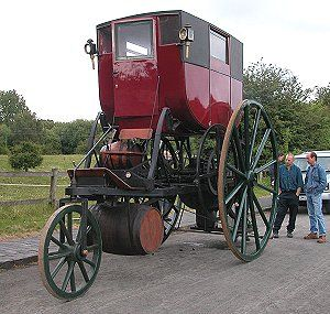 Steam carriage -- Araby rides in one quite a few times in the novel. I thought I'd find a few different designs and pick my favorites.