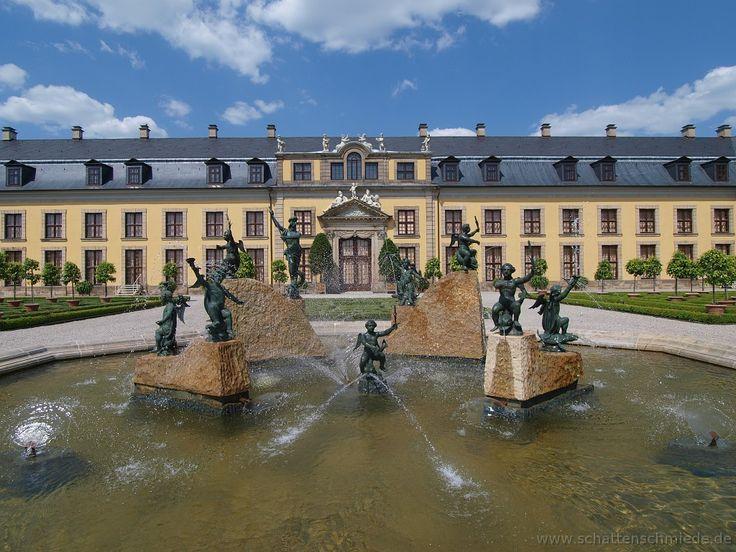 Awesome Hannover im Grossen Garten Herrenhausen