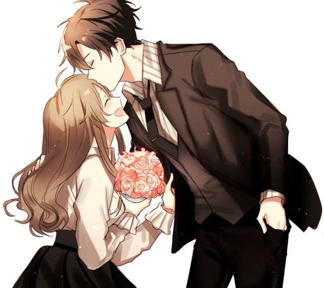 Resultado de imagen para anime couple