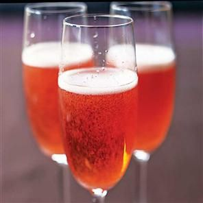 Indulge yourself and your guests with this intoxicating, celebratory cocktail.  Ingredients  1 tsp of sugar, golden if possible  1 tbsp of vodka  1 tbsp of Campari  Chilled champagne  Method  1. Pour 1 teaspoon of sugar into the bottom of a champagne flute and add 1 tablespoon of vodka and 1 tablespoon of Campari.  2. Top up with chilled champagne and serve.