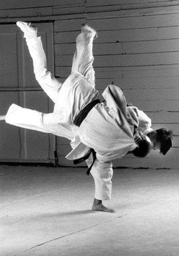 Judo Harai Goshi, my favourite...
