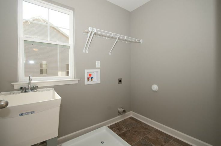 13 wonderful laundry room on second floor home building for Second floor laundry