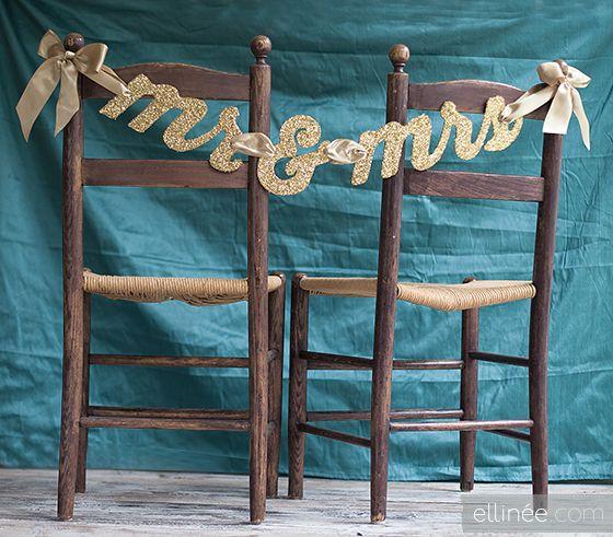 Wedding Decor: Glittery Mr   ideas for my wedding   Pinterest   Wedding, Wedding decorations and DIY Wedding
