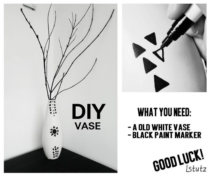 make your own Vase Design