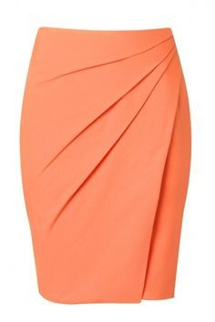 Pencil skirts are a must in any hourglass businesswoman's wardrobe! Plus they feel more comfortable as they are fitted :)