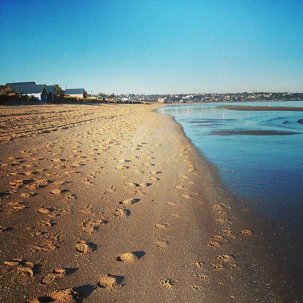 I love frankston beach. .close to my home