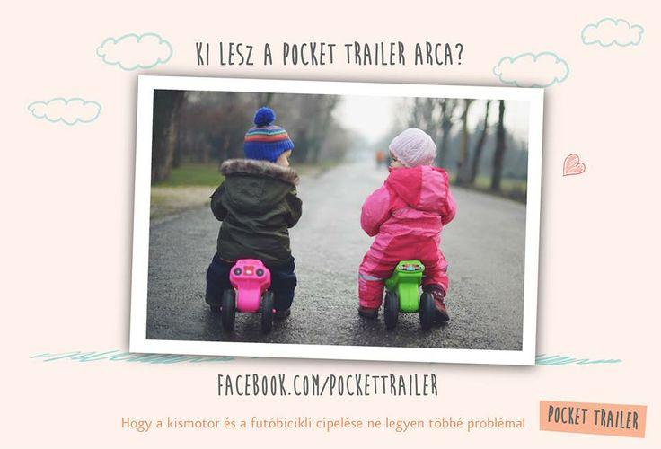 NYEREMÉNYJÁTÉK ›› Ki szeretne egy Pocket Trailert és egy gyerek fotózást nyerni a Pixel Művektől? Várjuk a kedvenc motoros vagy futóbiciklis képeiteket!  Részletek: https://www.facebook.com/media/set/?set=a.394661267341863.1073741833.378886712252652&type=3