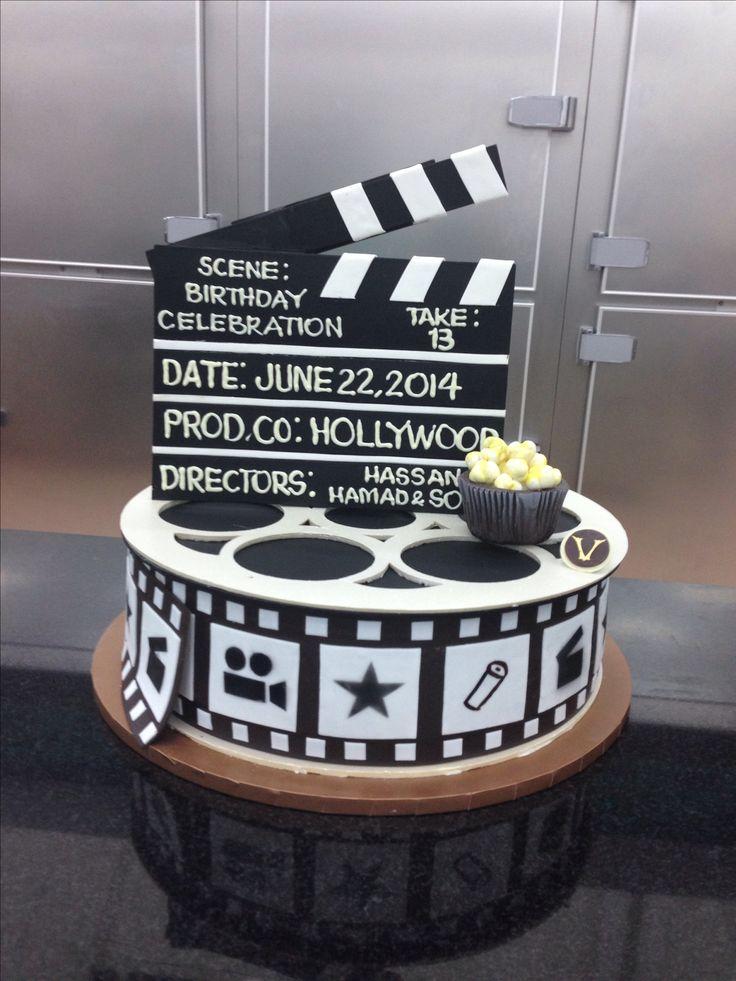 Поздравления для кинорежиссера