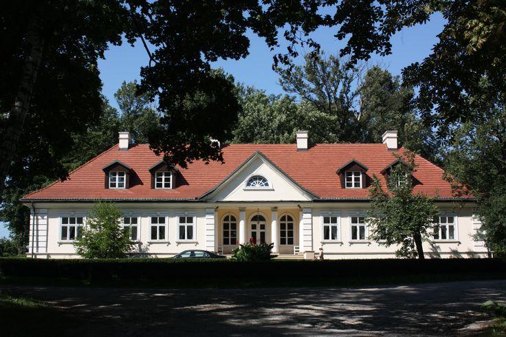 Dwór w Tomaszowicach, www.dwor.pl
