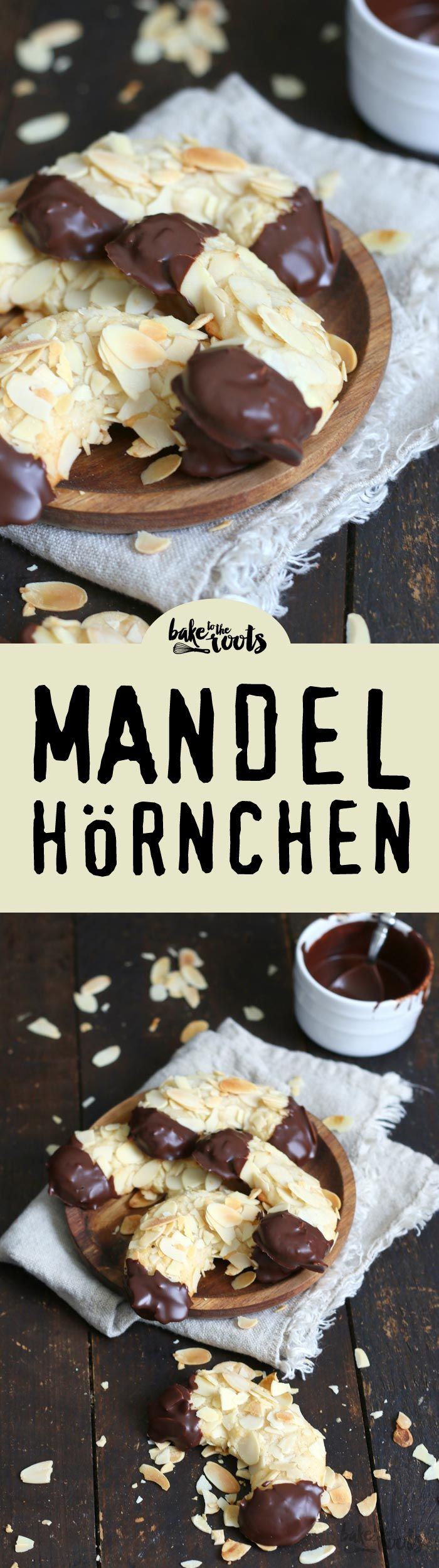 Mandelhörnchen | Bake to the roots