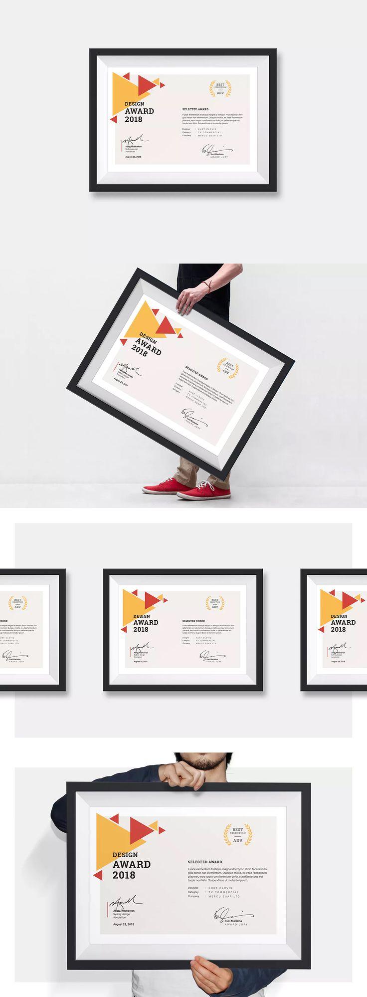 certificate landscape