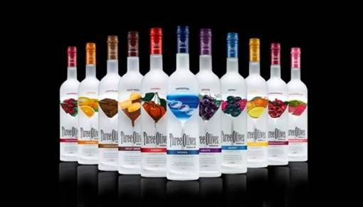 three olives vodka - one true love of my life