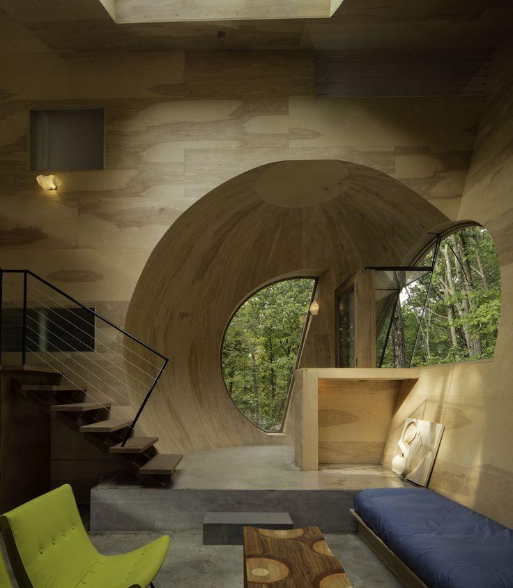 Galería de Casa Ex de In / Steven Holl Architects - 6
