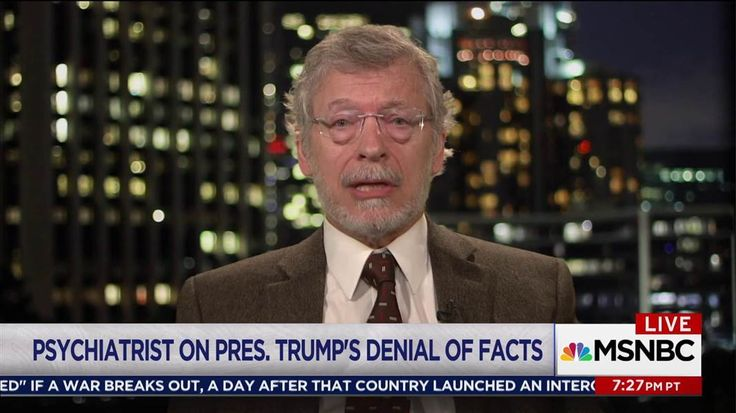 """President Trump is said to be questioning things he has previously said to be true (""""Access Hollywood"""" tape, Obama's birthplace.) Psychiatrist Lance Dodes says this is a sign of mental illness. He joins Lawrence O'Donnell and Eugene Robinson."""