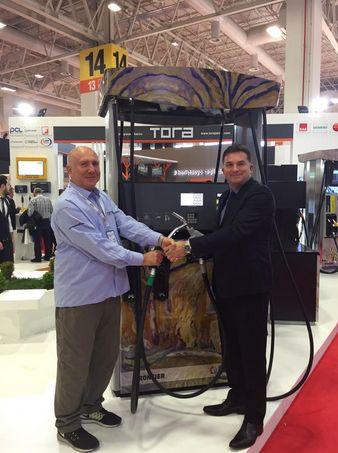 Tüm dünyada Pazar lideri olan uzun ömürlü ve üstün özellikli ürünlerini 100 yılı aşkın tecrübesi ile sunan Gilbarco Veeder Root 3 milyar dolarlık cirosu ile  akaryakıt sektörünün en saygı değer üreticisi konumunda. 1865 'te Charles Gilbert ve John Barker 'ın öncülüğünde kurularak , Danaher Grup gibi bir dev şirketin bünyesinde bulunan   Gilbarco Vedeer Root, bu yıl Türkiye'deki 50. yılını kutluyor.
