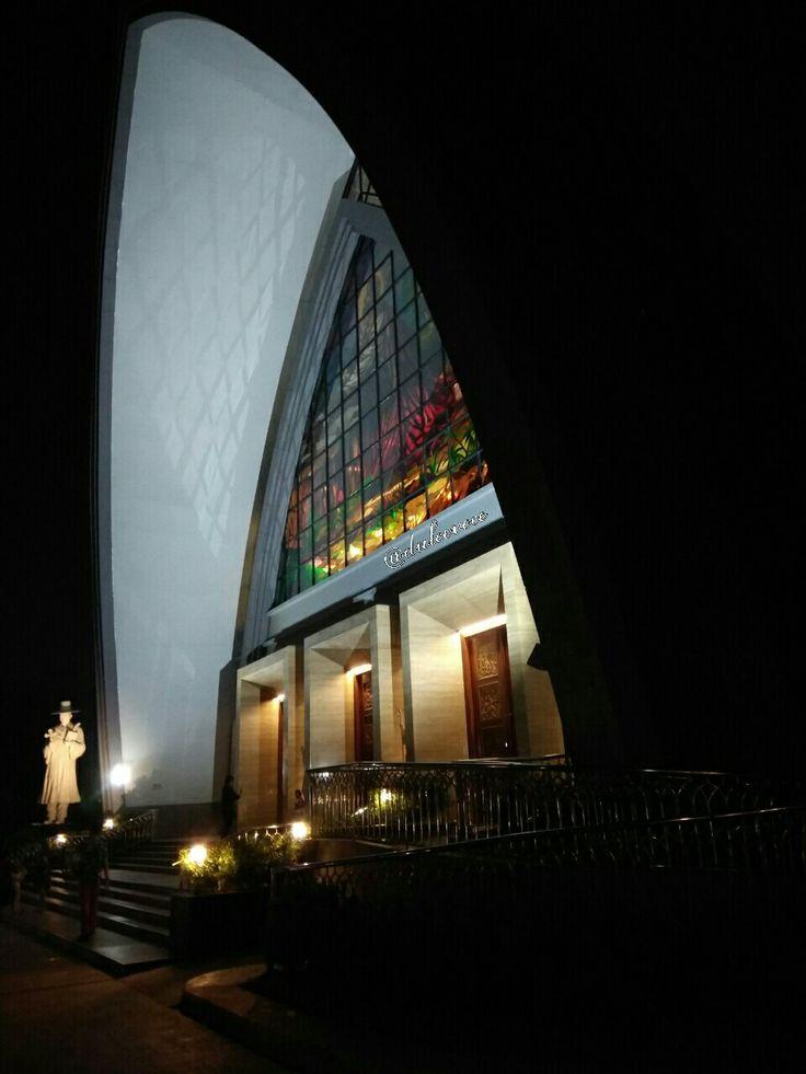 Gereja katolik Andreas Kim Tae Gon (the newest).