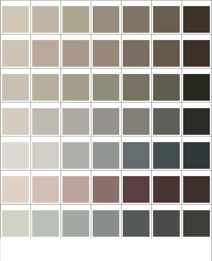 printable pantone color chart pdf