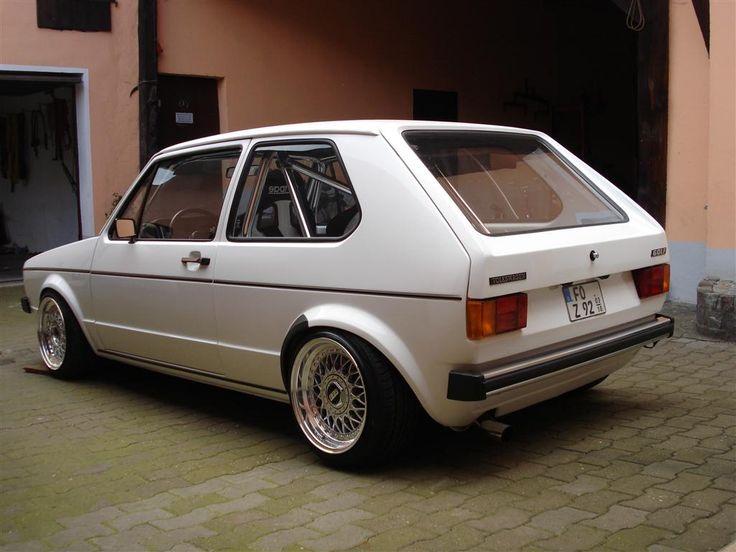 Custom Golf GTI