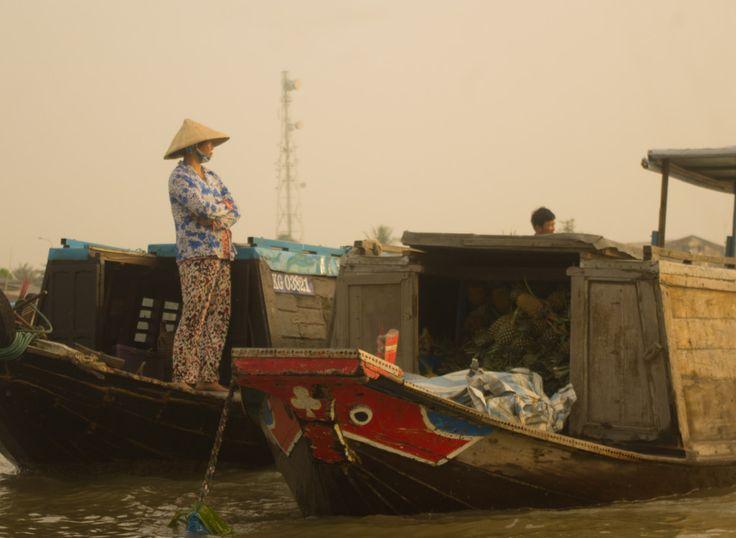Mekong delta, Vietnam