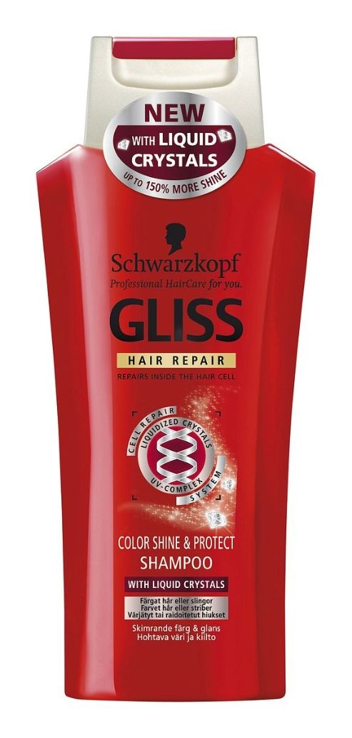 Gliss Color Shine & Protect Shampoo 250 ml