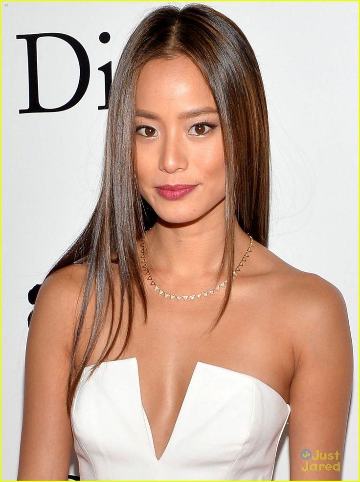 Jamie Chung. Healthy hair. | Asian hair, Jamie chung hair, Hair color asian