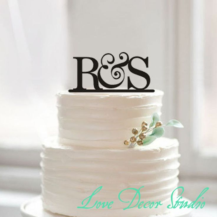 cake topperbride and groom initial cake topper wedding cake toppers rustic initial wedding toppers acrylic letter cake topper