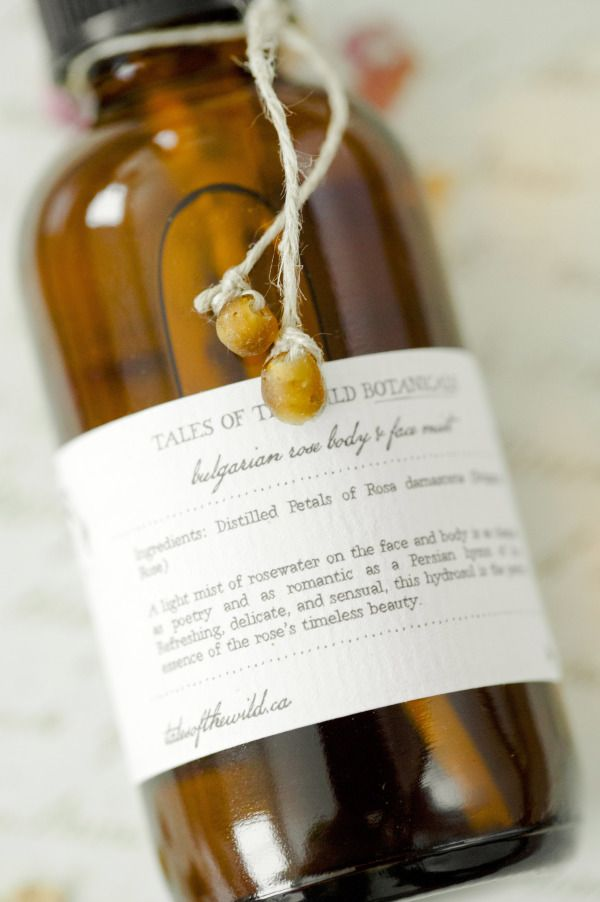 Tales of the Wild - organic botanicals