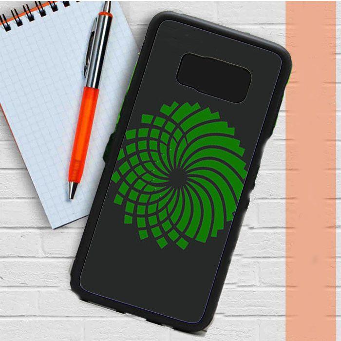 Green Party Logo Grey Samsung Galaxy S8 Plus Case Dewantary