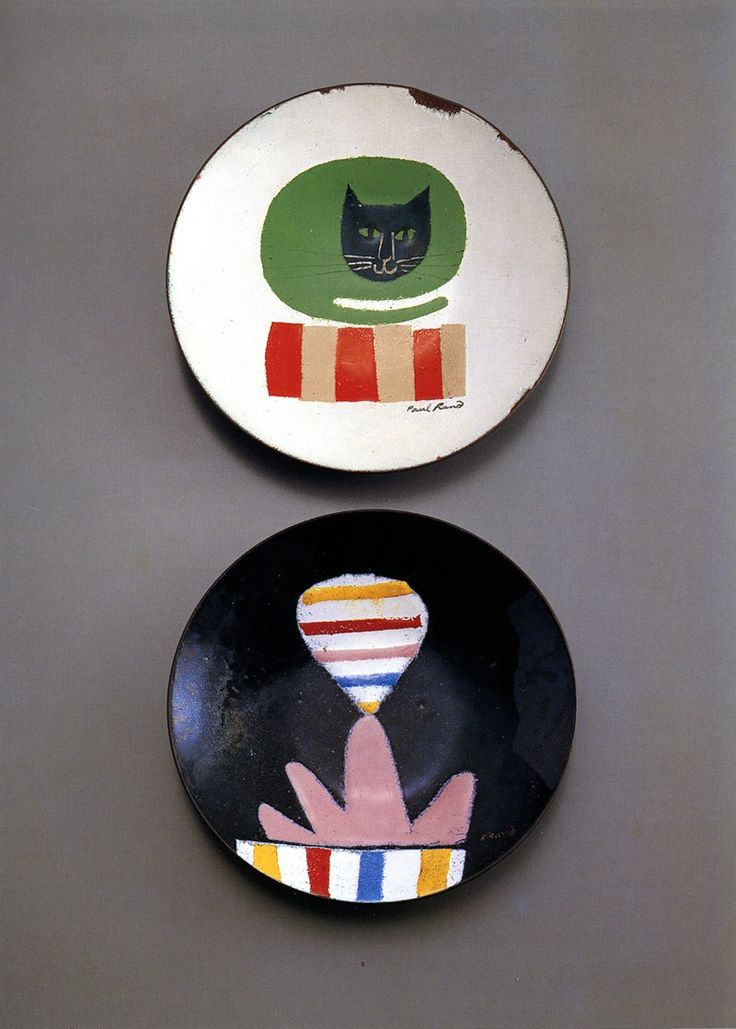 ceramics by Paul Rand