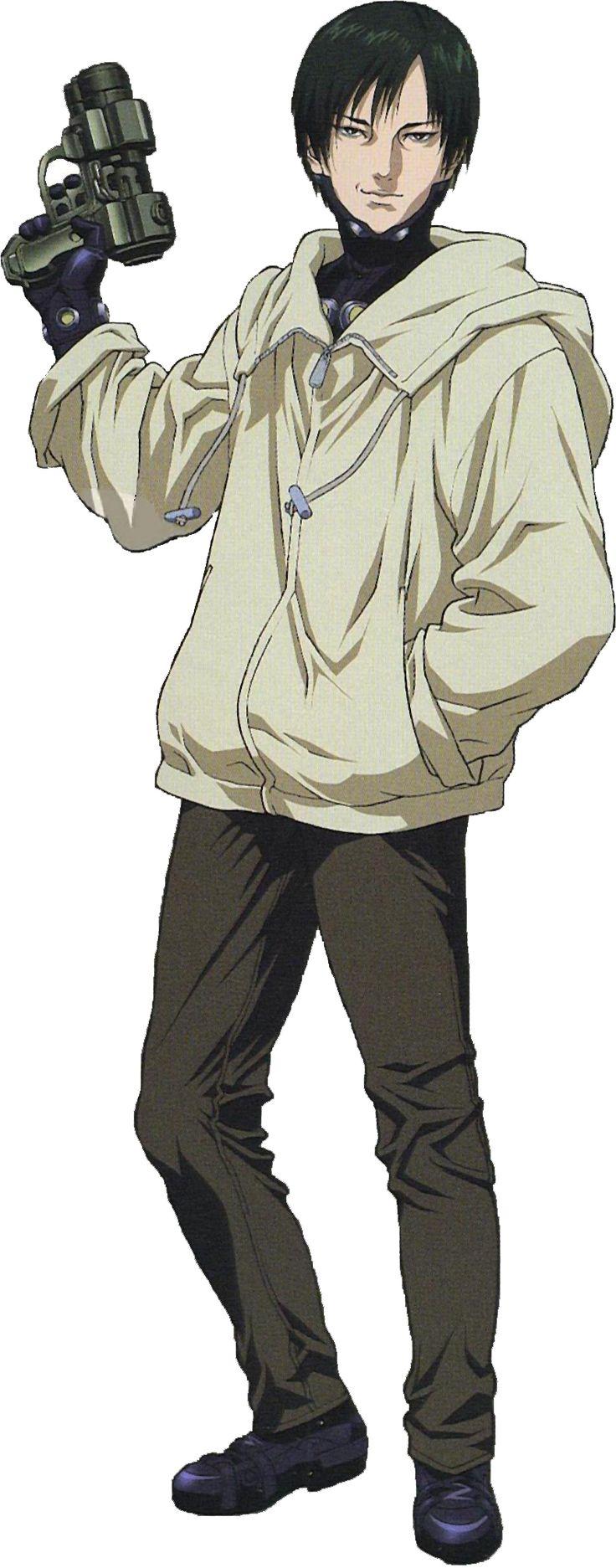 Joichero Nishi from Gantz   Personagens de anime, Anime, Manga