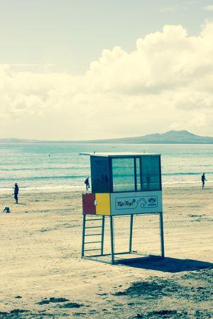 Beach shot taken a few years ago at Browns Bay beach in New Zealand #nz #new #zealand #beach #bay #brown