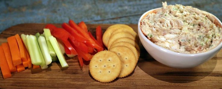 Spicy Tuna Dip Recipe by Carla Hall | The Chew - ABC.com