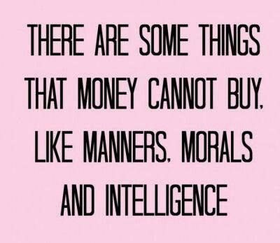 Sooo true! It is a Pity you can't purchase them for people who really need them though;).