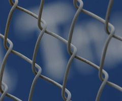 How to Beautify and Hide a Chain-link Fence | DoItYourself.com