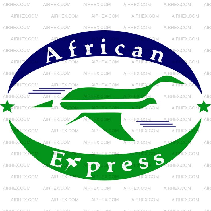 African Express Airways logo