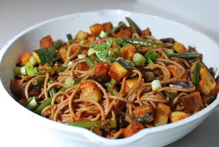 Super snelle gezonde pasta (minder dan 15 min)