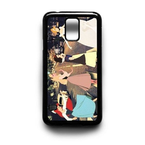 Disney princess Abbey Samsung Galaxy S3 S4 S5 Note 2 3 4 HTC One M7 M8 Case
