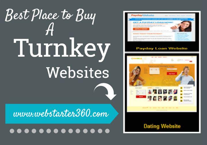 Buy established dating website