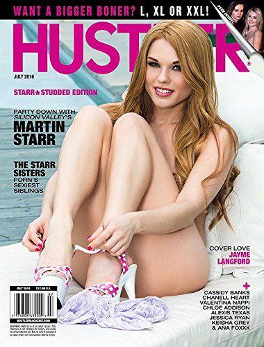 JULY 2016 HUSTLER MAGAZINE Hustler…
