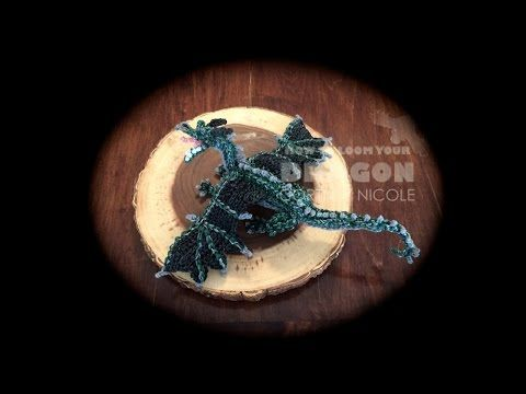 Part 1/4 Rainbow Loom Moonwatcher/NightWing from Wings of Fire (1 Loom). All 4 part are on her channel.