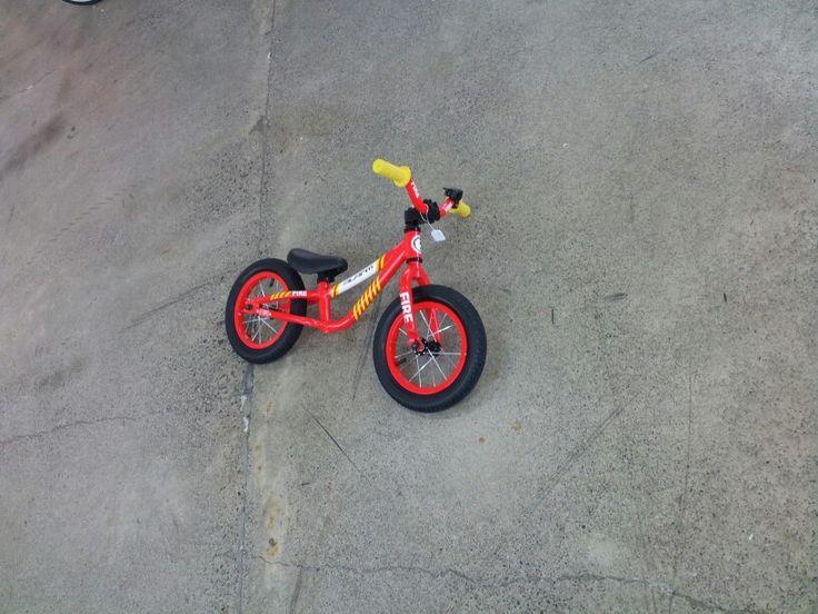 Avanti Runner bike