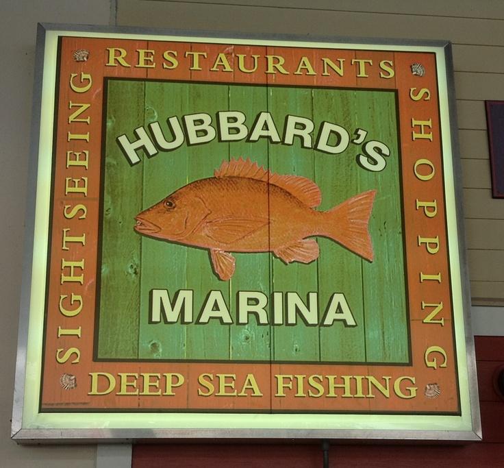 Hubbard 39 s marina at john 39 s pass village boardwalk for Deep sea fishing johns pass