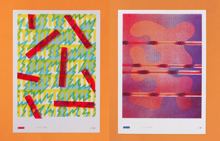 For both amateurs and professionals looking to experiment with colour and paper, here's something for you. Today, Marcroy and I would like to introduce you to fifteen of the UK's best Risograph pri…