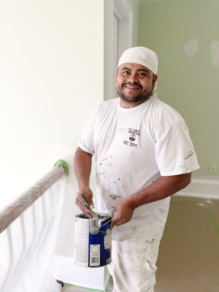 Painter in GA recommended by Bower Power with phone number