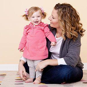 Activities to Enhance Cognitive Development: 18-24 Months: Practice the Alphabet (via Parents.com)