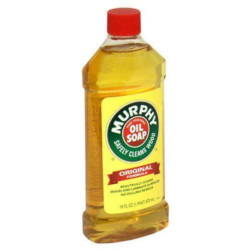 Murphy Oil Soap, Original Formula 16 fl oz (473 ml) by Colgate, http://www.amazon.com/dp/B00005UVD7/ref=cm_sw_r_pi_dp_M1HVrb0KVPX21
