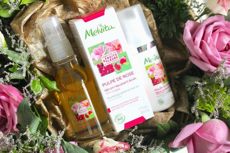 [Review] Melvita Organic Pulpe De Rose Plumping Radiance Duo
