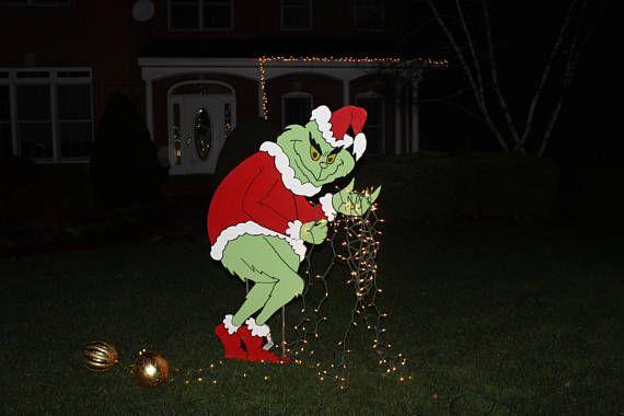 BUNDLE Grinch Max Cindy Lou Who Stealing Christmas