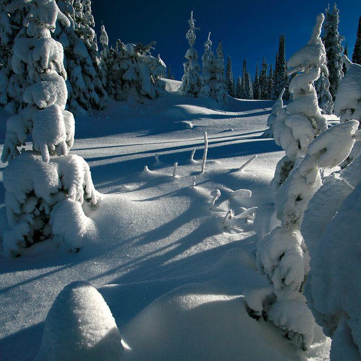 Pure White on Big White - Kelowna, British Columbia